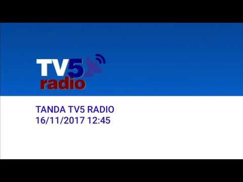 Tanda TV5 Radio 16-11-2017
