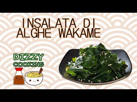 DIZZY COOKING || Insalata di Alghe Wakame