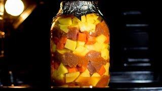 Картошка в духовке по-деревенски -простое в приготовлении, вкусное и ароматное блюдо! | Appetitno.TV