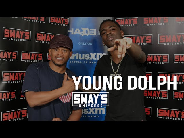 Young Dolph Explains 'Rich Crack Baby' Cover & Addresses Beef With Black Youngsta