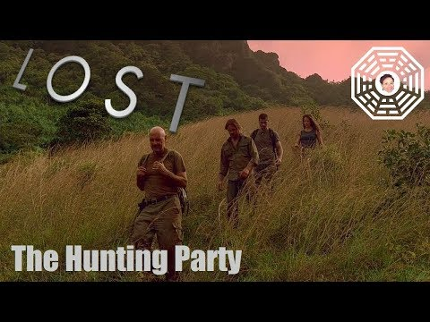 RE UPLOAD: Lost Reaction 2.11 The Hunting Party