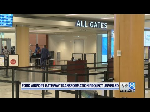 Phase one of Ford Airport renovations complete