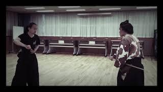 コピペ用【殺陣教室動画】 ※『京王井の頭線の高井戸駅前の施設』と『横...
