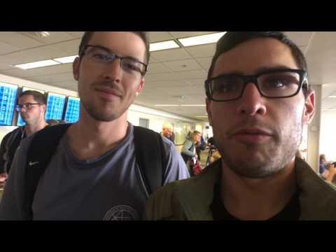 Tour of Americas Dairyland - Travel Day Vlog