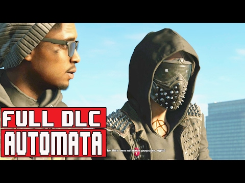 Watch Dogs 2 Human Conditions Gameplay Walkthrough Part 1 (Automata) - No Commentary