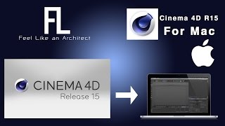 Cinema 4D R15 MAC OS + Vray plugin