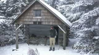 Roan Mountain: Cross Country Skiing NC/TN