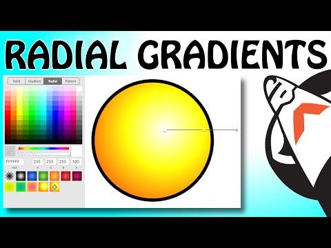 Using Radial Gradients in Animatron (Tutorial)