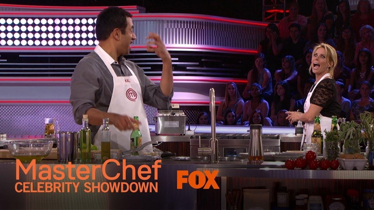 'Masterchef Junior: Celebrity Showdown' – Alyson Hannigan ...