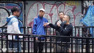 Download Cloudy Tunnel Cypher (HIP HOP VANCOUVER) MP3 song and Music Video