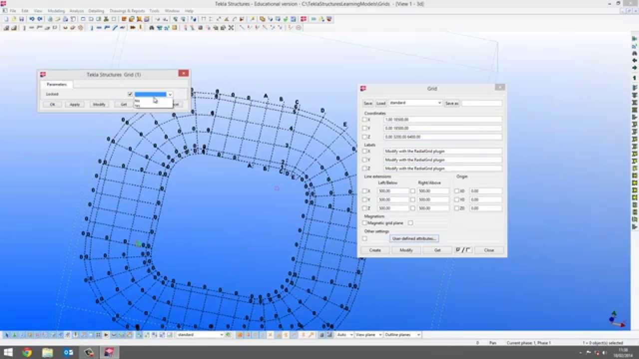 how to learn tekla structures