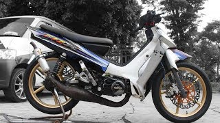 Download Video Yamaha F1ZR Underbone 110cc GDT Racing Yogyakarta [Review Motor Road Race] MP3 3GP MP4