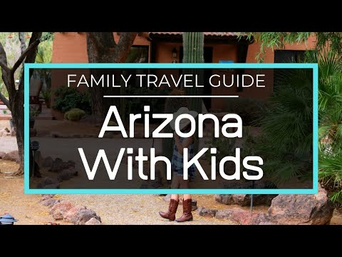 Day 4 - Arizona with Kids, White Stallion Ranch, Slow Rides, Fast Rides, Breakfast Ride, Hay Wagon