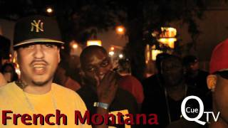 French Montana x Waka Flocka x Red Cafe at queens night club. MrVDO submitted