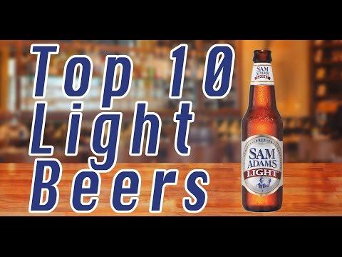 Top 10 Light Beers