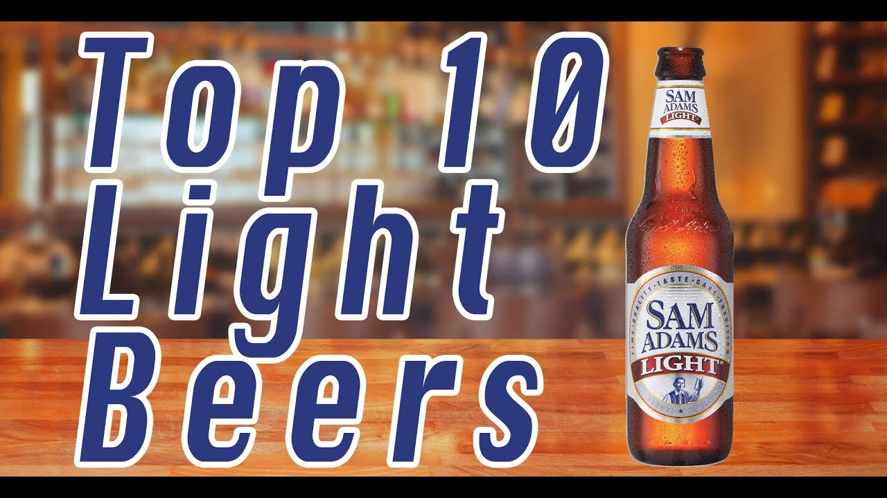 Top 10 Light Beers