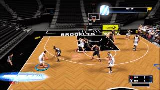 NBA2K14 Tips (Post Moves)