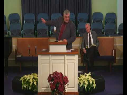 Mountain View Baptist Church 1/3/18 - Missionary Eric Chapman