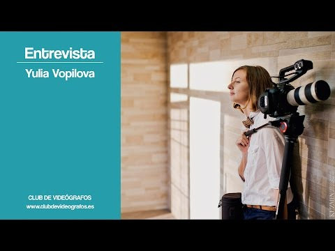Hablando con Yulia Vopilova / Club de Videografos