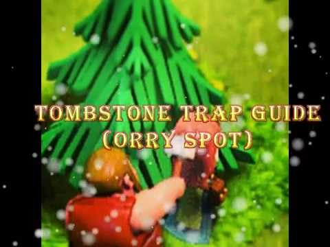 Orry Spot : Tombstone Trap Guide (clash Of Clans)