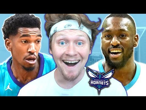 REBUILDING THE CHARLOTTE HORNETS! NBA 2K19
