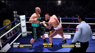Fight night champion big hits