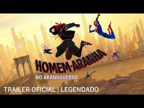 HOMEM-ARANHA NO ARANHAVERSO | Trailer #2  | LEG | 10 de janeiro nos cinemas