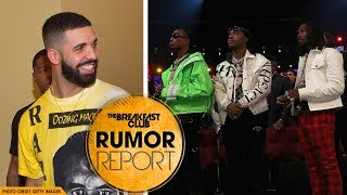 Drake and Migos Annouce Tour Delay