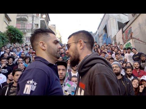 The Arena - Dizaster vs Muhandas (#MobaRap)