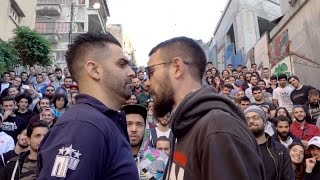 The Arena - Dizaster vs Muhandas (#MobaRap)
