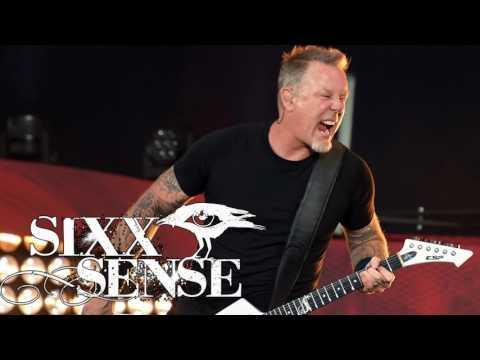 Deeper With Metallica's James Hetfield (AUDIO)