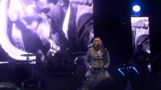 Loredana Bertè - Mi manchi (live in Varallo, 19-07-2014)
