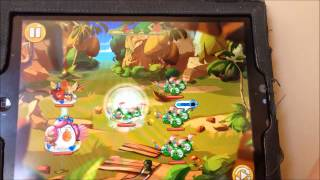 Angry Birds Epic afk unlimited snoutling and exp glitch 2014