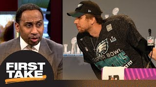 Stephen A. Smith says Eagles should trade Nick Foles   First Take   ESPN
