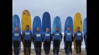 Group Surf Lessons at San Diego Surf School