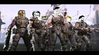 "Gears Of War 3 | King Of The Hill On Jacinto | But, We're ""randoms"" Though...."
