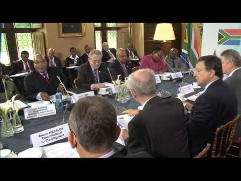 EU-South Africa Summit
