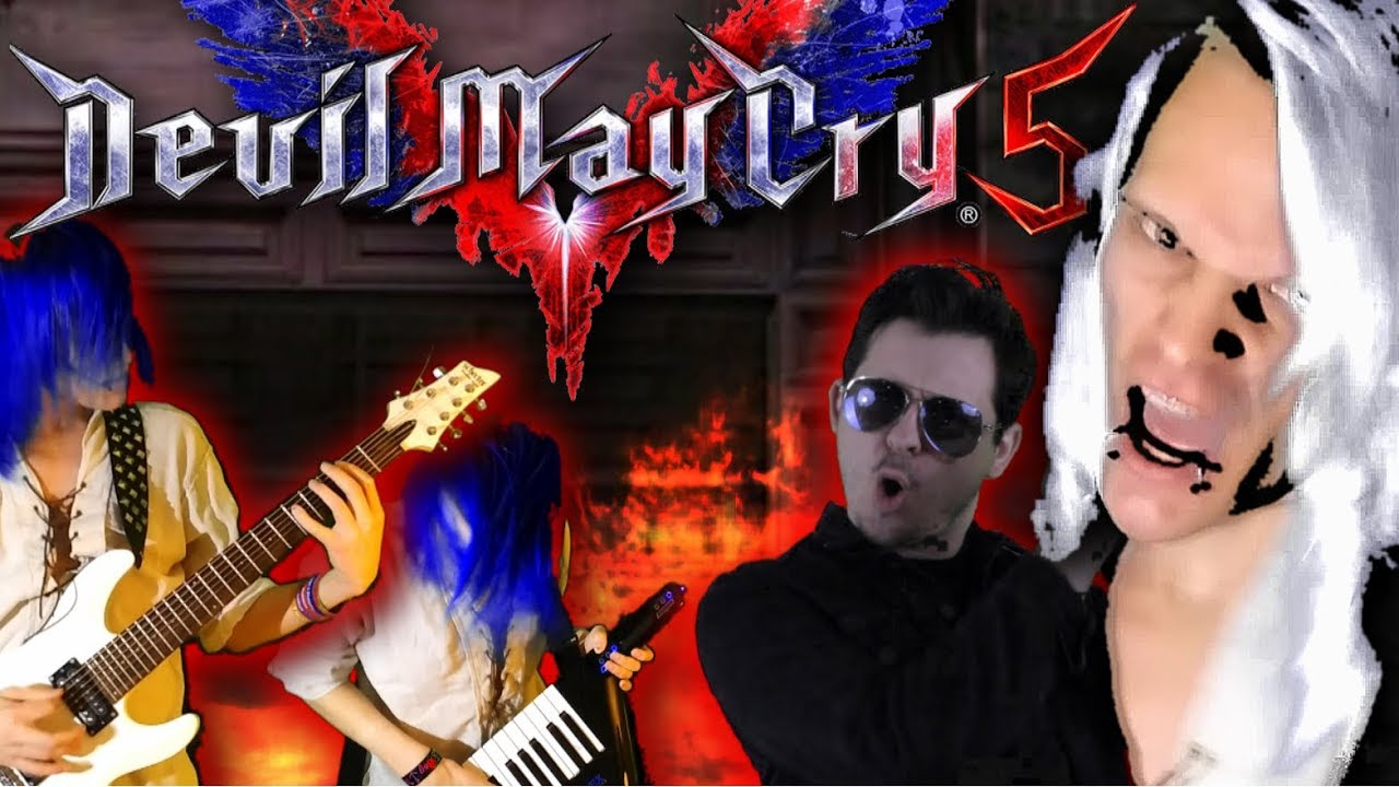 Download Devil May Cry 5 - Devil Trigger INDUSTRIAL METAL Cover by MARYJANEDANIEL ft Chris Allen Hess