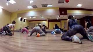"Крутой танец TWERK. ""Tyga-Bouncin On My D*ck (feat. Dash D. Cadet)"" Группа Ю.Пенч / Dance Center"