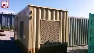Дизельный генератор 300кВт в контейнере