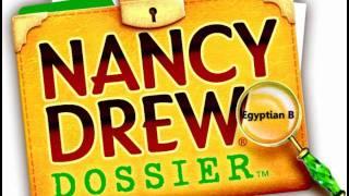 Music Track: Egyptian B - Nancy Drew Dossier: Lights, Camera, Curses!