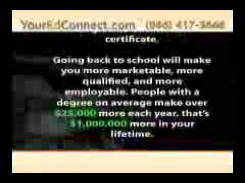 Online Degree Program   Online College Degree Courses Full HD