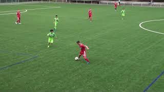 U19/U17 (Jhg2001-03) 1. FSV Mainz 05 - U18 Shonan Bellmare (Japan) 2:2; LV im NLZ Mainz 16.09.2019
