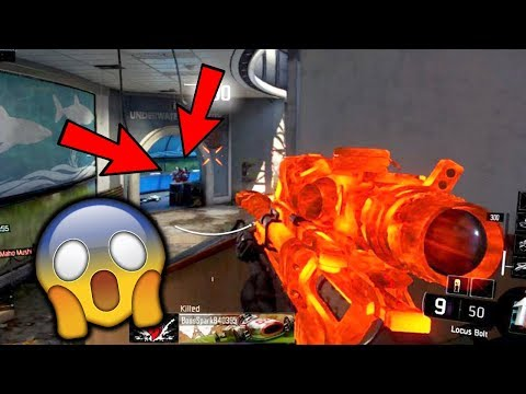 BEST JUMPSHOTS & COLLATERALS IN BLACK OPS 3!!!! (BO3 Sniping)