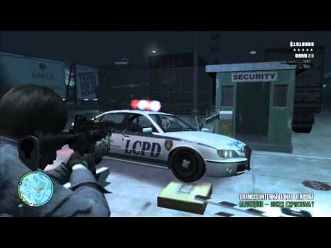 [VGR] GTA IV # 1 กลุ่มคนหลงเกมส์