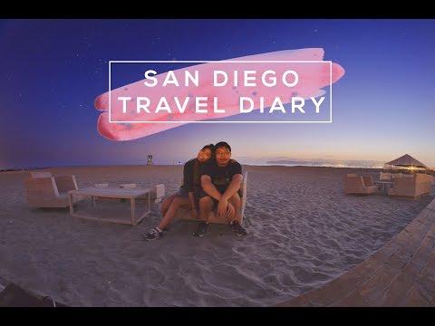 San Diego Travel Diary | 2016