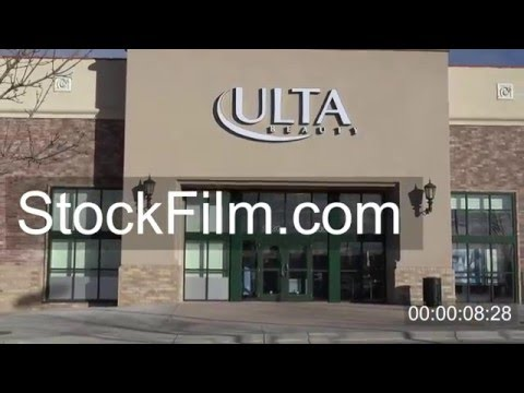 Ulta Beauty Store Structure