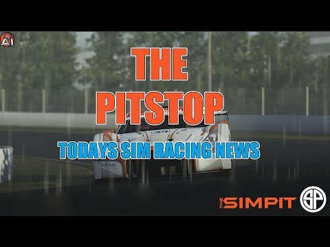 PITSTOP - Today's Sim Racing News - Thursday October 12th, 2017