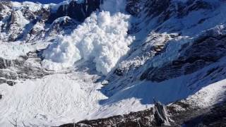 Biggest Avalanches Caught on Camera