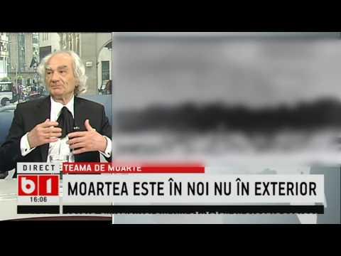 TERAPIE DE SOCIETATE, LEON DANAILA, TEAMA DE MOARTE